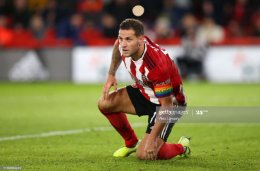 Billy Sharp says Sheffield United thrive off the fans