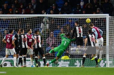 How Burnley ended losing run against tame Newcastle
