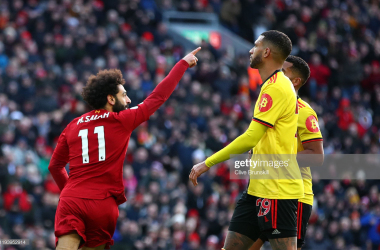 The Warm Down: Watford rue missed chances on Merseyside