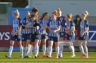 Brighton Women 1-0 Everton: Whelan goal earns seagulls crucial three points