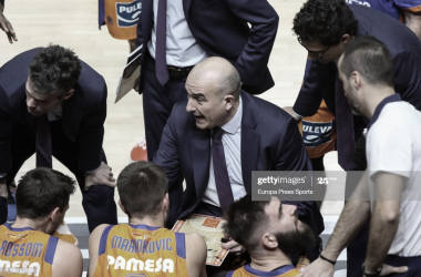 Valencia Basket apuesta por la continuidad de Jaume Ponsarnau