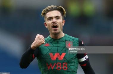 Burnley 1-2 Aston Villa: Grealish secures second away win of the season