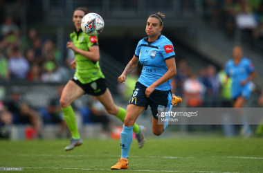 Bristol City Women confirm the signing of Australian International Chloe Logarzo