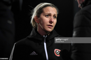 Carla Ward believes her Sheffield United side would have the qualities to survive in the WSL