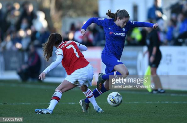 Photo by Harriet Lander - Chelsea FC/Chelsea FC via Getty Images
