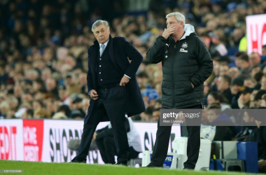 Steve Bruce reflects on a crazy finish which saw his side clinch a point at Everton