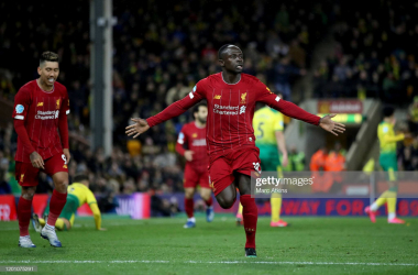 Norwich City 0-1 Liverpool: Reds edge tight encounter against struggling Norwich.