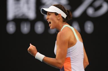Australian Open: Garbine Muguruza crushes Elina Svitolina to reach fourth round