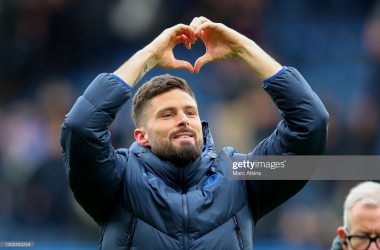 Chelsea 2 – 1 Tottenham: Giroud proves his worth