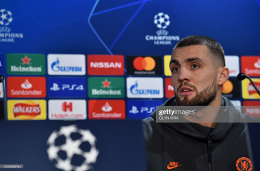 Kovacic believes in little difference between the Blues and Bayern