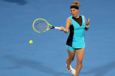 WTA Doha Day 5 wrapup: Barty, Kvitova, Sabalenka, Kuznetsova advance to semifinals