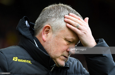 Chris Wilder's midfield headache
