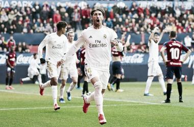 Previa Osasuna-Real Madrid: Con la nieve como protagonista