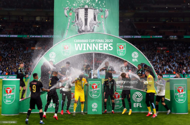 Carabao Cup first round draw in full