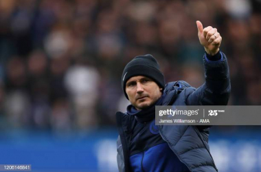 Chelsea boss Frank Lampard believes Chelsea must bring in players amid Coronavirus break