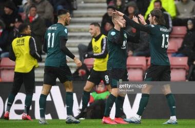 Southampton 1-2 Burnley: Clinical Burnley Storm Southampton