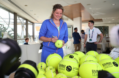 US Open: Kim Clijsters set for latest chapter in remarkable career