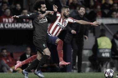 Atlético de Madrid vs Liverpool EN VIVO y en directo online en la Champions League 2021