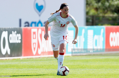 Nicoline Sørensen reportedly set to sign for Everton