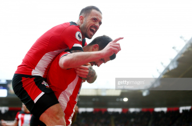 Southampton 2-0 Aston Villa: Saints pull away from bottom three with big home win
