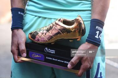 Analysing the Premier League's Golden Boot race