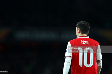 Mesut Ozil: Does he deserve a second chance