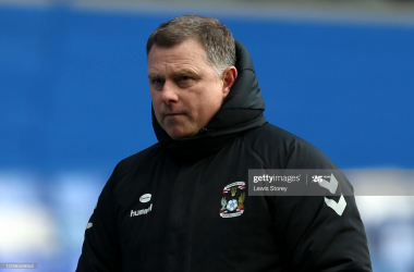 Robins' post-match comments: Coventry City 'looked sharp' in pre-season defeat against Swindon Town