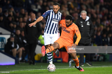 West Bromwich Albion 2-3 Newcastle United: A goal-fest at the Hawthorns as Magpies see off Championship table-toppers