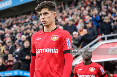 Real Madrid latest club to show interest in Kai Havertz