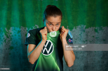 Ewa Pajor extends VfL Wolfsburg contract until 2023