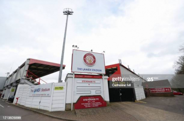 Stevenage F.C 2-2 (5-4) Concord Rangers: Stevenage win on penalties after hard fought performance from visitors