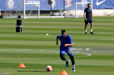 Loftus-Cheek opens lid on keeping busy in lockdown