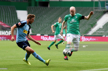 Werder Bremen 0-0 Borussia Monchengladbach: Two sides forced to settle for a point after an interesting contest