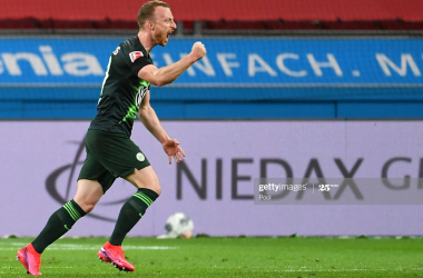 Bayer Leverkusen 1 - 4 VFL Wolfsburg: Arnold masterclass crushed home side high-flyers