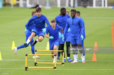 Mason Mount on returning to football and the squad's solidarity