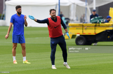 Lampard and Co-Formulating a Chelsea revolution