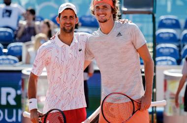 US Open: Alexander Zverev defends Novak Djokovic over formation of PTPA