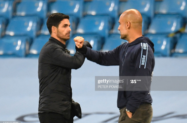 The key quotes fromMikel Arteta's post-match interview
