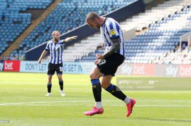 Sheffield Wednesday 1-1 Nottingham Forest: Injury time header from Wickham rescues a point for The Owls