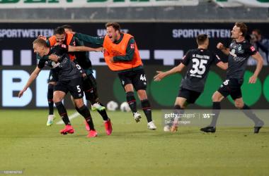 FC Heidenheim 2-2 Werder Bremen: Werder maintain their Bundesliga status on away goals after a classic relegation playoff