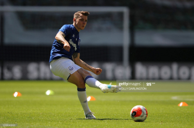 Everton defender Lucas Digne looking forward to new project
