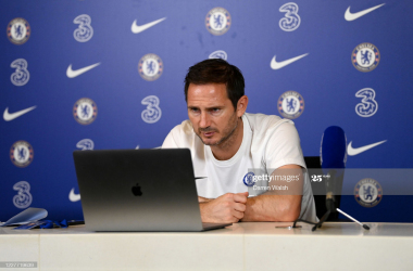 Lampard: 'We go there with huge respect, with Liverpool having won the league in such style'