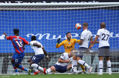 Crystal Palace 1-1 Tottenham Hotspur: Schlupp's equaliser saves Palace from their eighth straight defeat