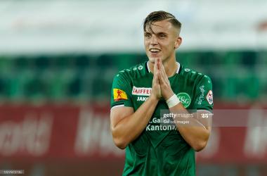 Ermedin Demirovic departs Alaves for Bundesliga side