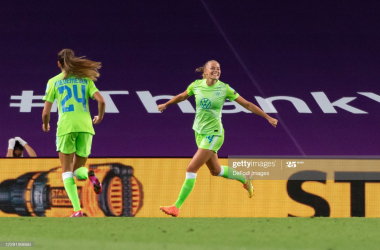 VfL Wolfsburg first UWCL finalist after marginal win over FC Barcelona