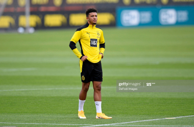 Opinion: Why Jadon Sancho should stay put at Borussia Dortmund