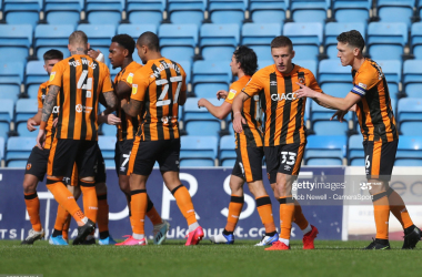 As it happened: Gillingham 0-2 Hull City