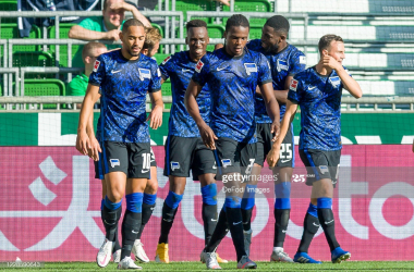 Werder Bremen 1-4 Hertha Berlin: Disappointing Bremen no match for ruthless Berlin