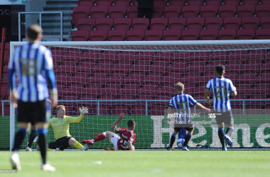 Bristol City 2-0 Sheffield Wednesday: City go second with win over the Owls