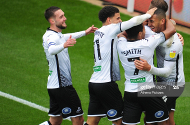Swansea City 2-1 Millwall - Report as Swansea continue unbeaten start at expense of the Lions.